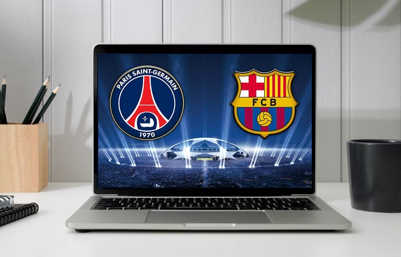 Comment regarder PSG - FC Barcelone en streaming gratuit ? (10/03)